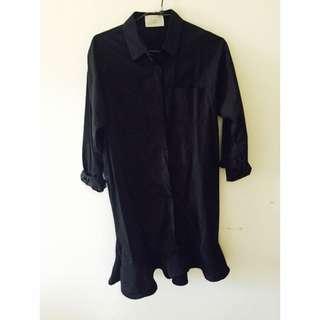 古著黑套裝(大降價✨