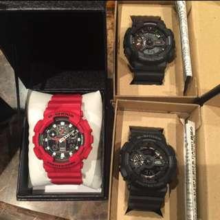 gshock 全新手錶 全新副保卡 🇯🇵購入
