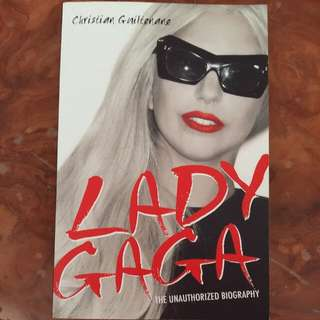 Lady Gaga Biography Book
