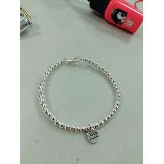 星座 珠珠 925純銀 手鍊
