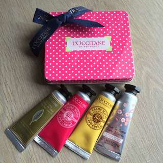 LOccitane Mini Hand Pampering Kit (reserved)