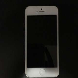 Iphone 5 Silver 16GB (Reserved)