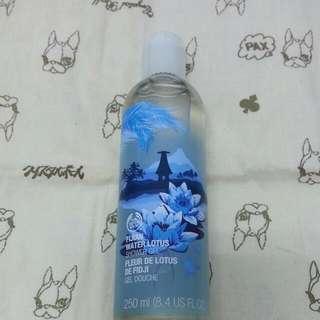 The Body Shop 斐濟水蓮花 沐浴膠 250ml