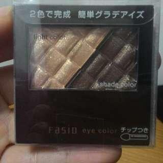 9. Fasio 雙面女伶眼彩盒 BE1