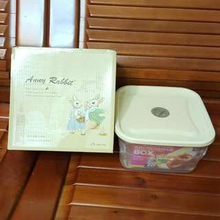 彼得兔保鮮盒