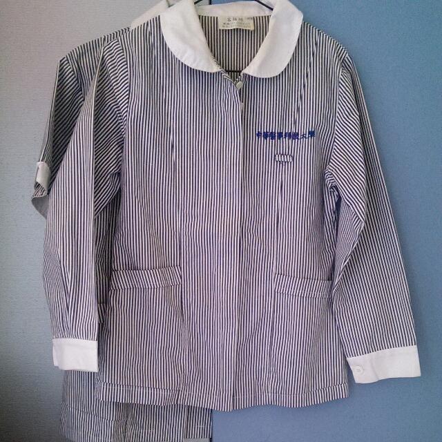 護士服--華醫實習衣