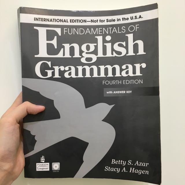 朗文英文文法教材