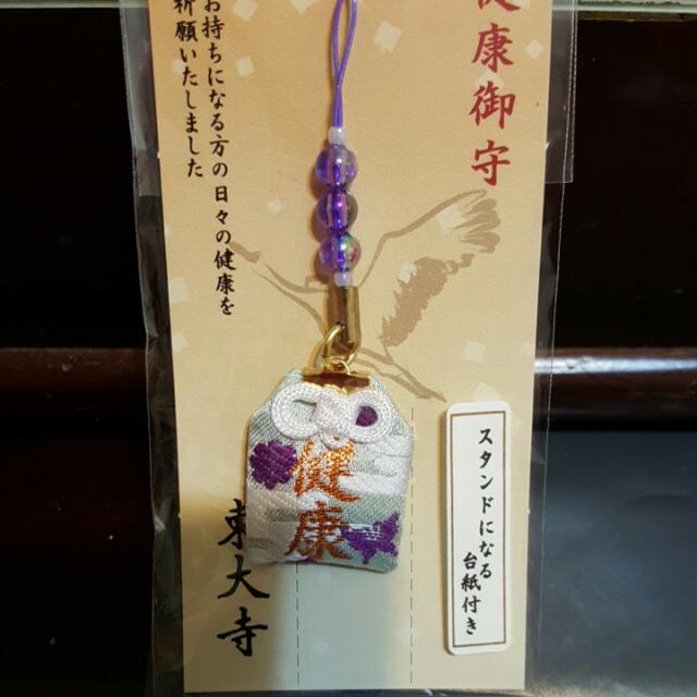 日本東大寺御守