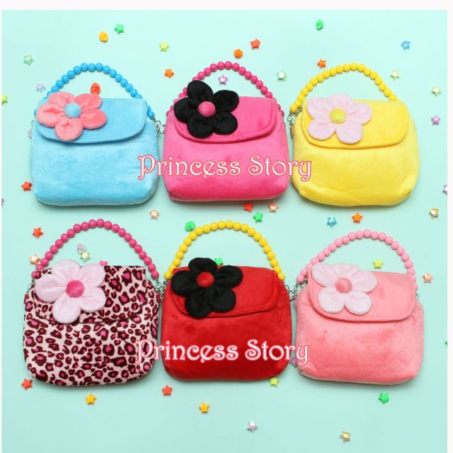 ... Kids S Sling Bag Handbag. Cute Small Plush Handbags With Be Handle And  Strap For Toddlers 4a0c828270cdd