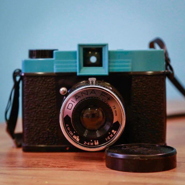 Diana+ 120 底片相機 LOMO 二手可議