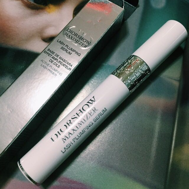 086208939ce Dior Show Maximizer Lash Plumping Serum (NEW), Health & Beauty on ...