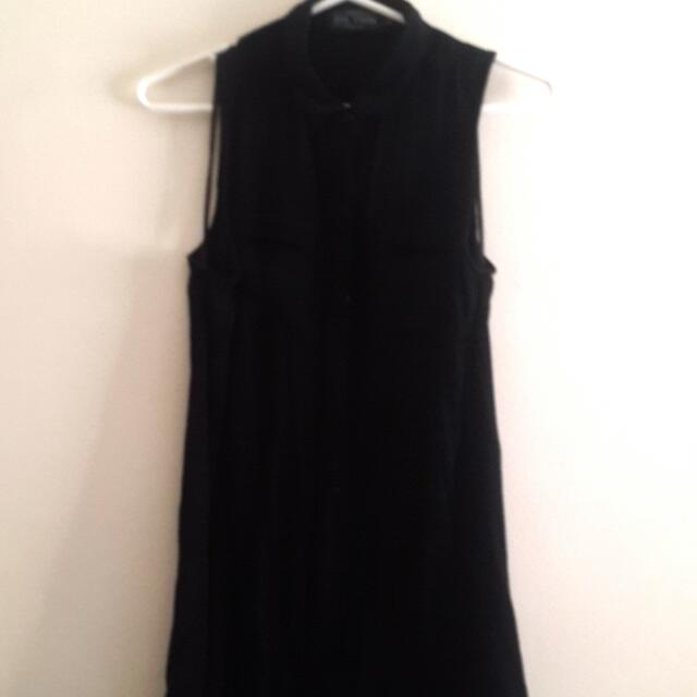 Evil Twin Shirt Dress Size 12