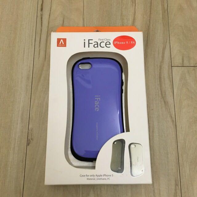 韓國原裝iFace First Class 手機保護殼 老闆 大力推薦唷!!(適用i5/5s)