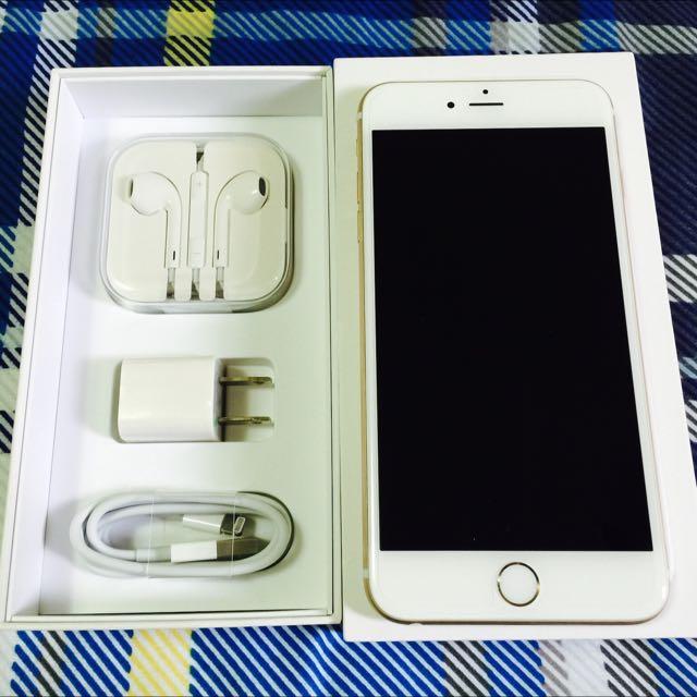 已售出[小謝叔叔]Iphone6 Plus 16g 非(6s,a9,htc.z5)全新包膜慘送玻璃貼