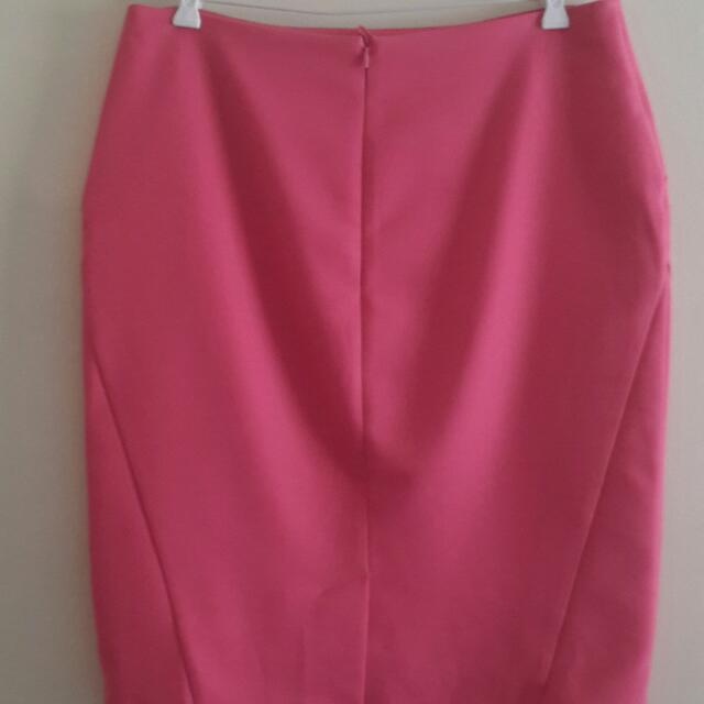 Limited Edition Target Pink Skirt Size 12