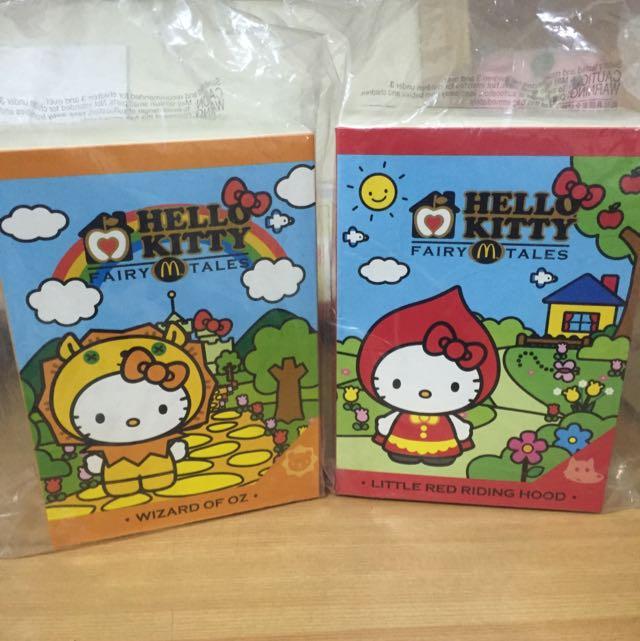 ✨全新未開封✨McDonald's Hello Kitty 娃娃