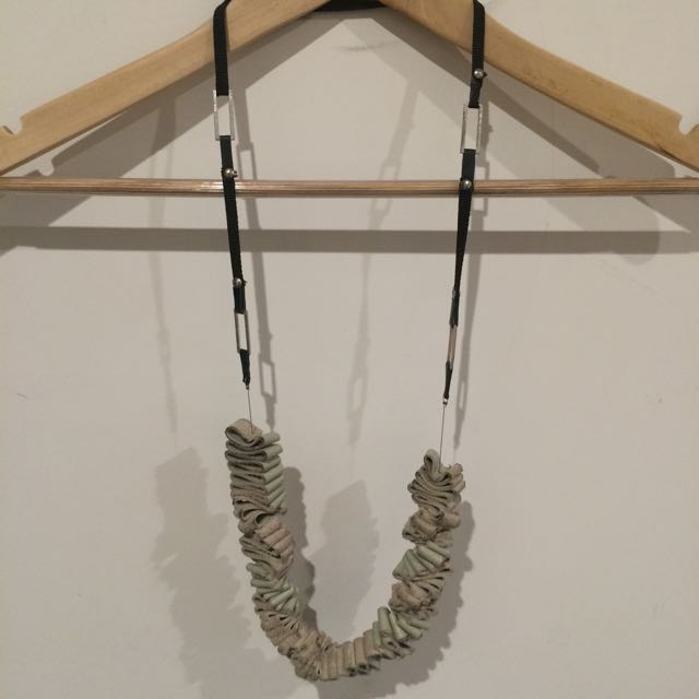 Necklace, Long, Pu