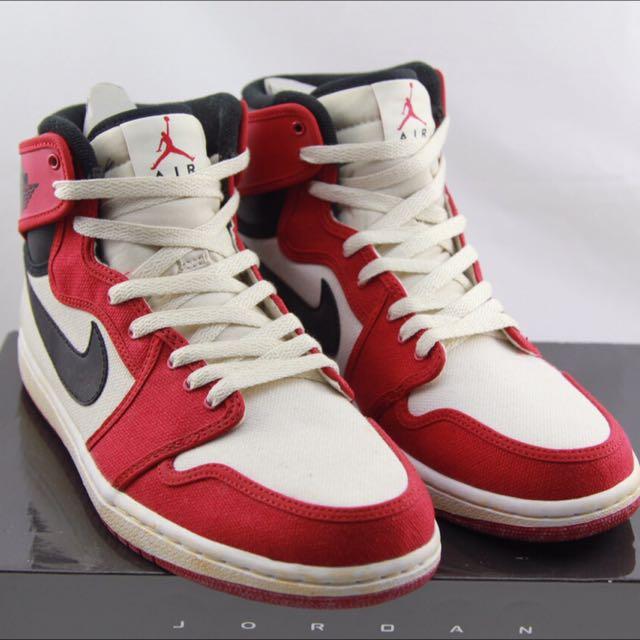 Nike Air Jordan 1 High Chicago 芝加哥 AJKO KO US10 402297-101 復刻版