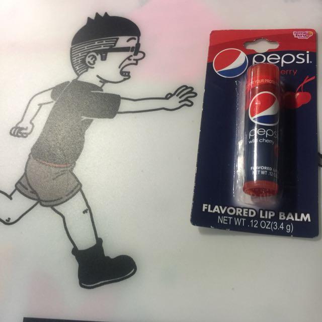 (送)Pepsi護唇膏(櫻桃口味)