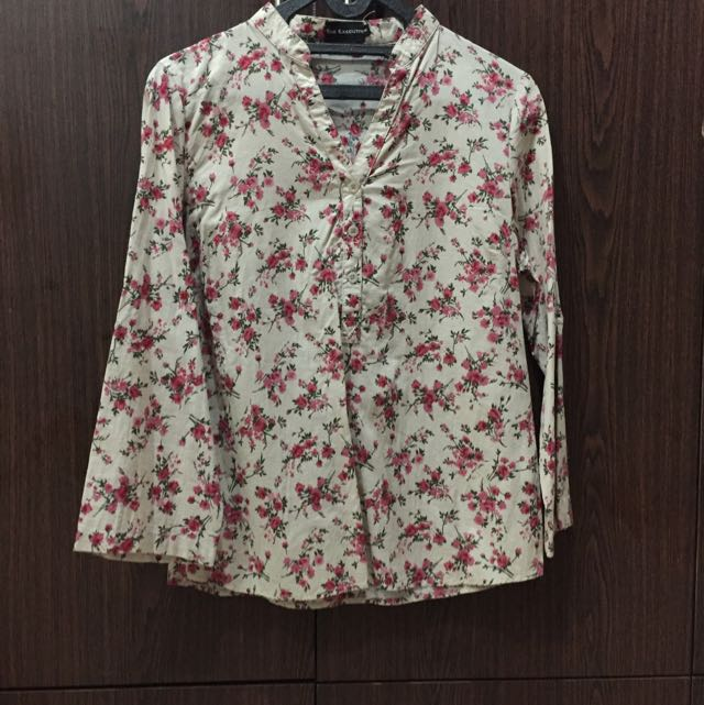 the Executive Flower Shirt