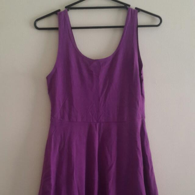 Top Shop Jersey Dress Size 12