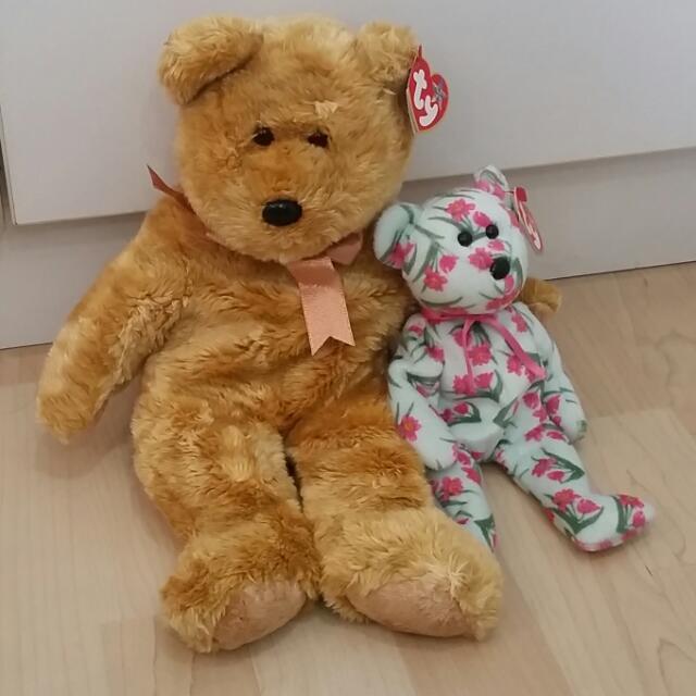 e168b679a18 TY Bear Beanie Baby Collection