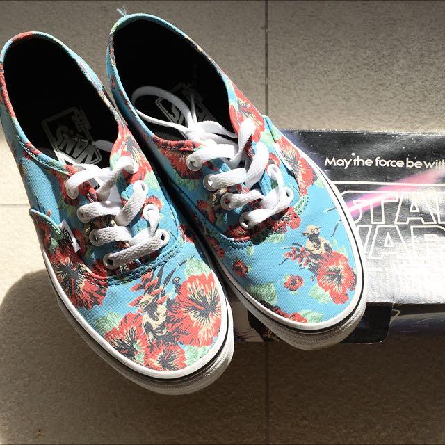 b0a3e0895f SALE! Vans x Star Wars Sneakers Shoes