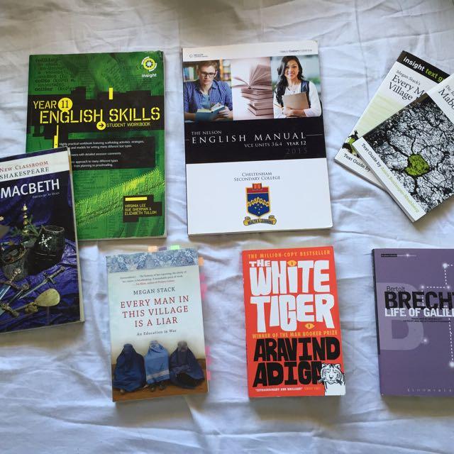 [VCE] Textbooks