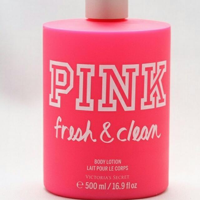 Victorias Secret PINK Fresh&clean