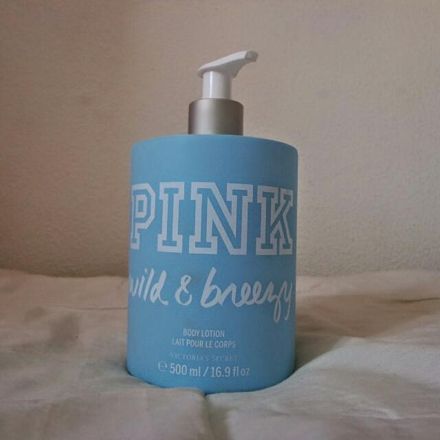 Victorias Secret PINK Wild&breezy