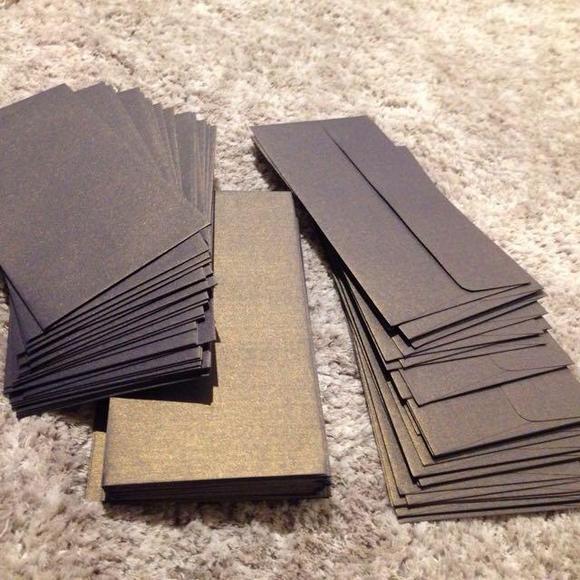 X80 Envelopes