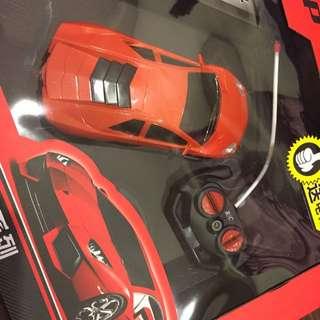 藍寶傑尼紅色超跑 搖控車