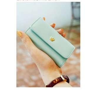 時尚零錢 卡片 鑰匙包