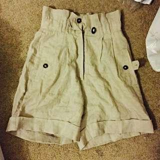 Gorman Paper Bag Shorts