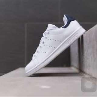 Adidas Stan smith 女生款 S82744 深藍