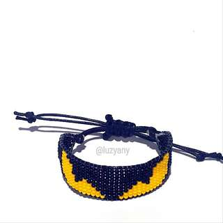 Gelang Mote Fendi Monster