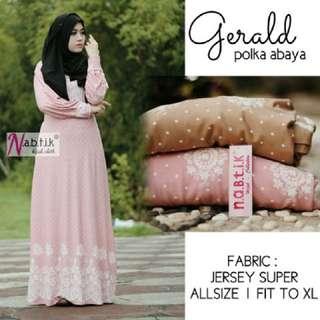 Gerald Polka Dress