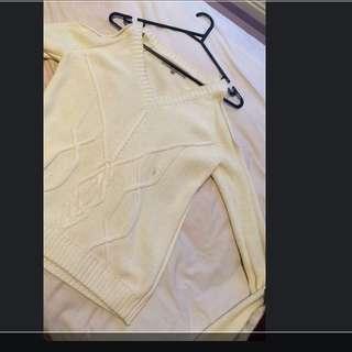 Guess Cream Sweater
