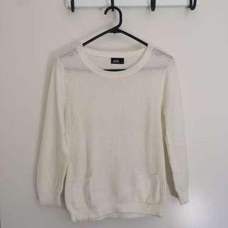 Dotti Light Sweater with Pockets