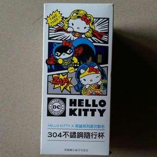 Hello Kitty X英雄系列首次聯名304不鏽鋼隨行杯