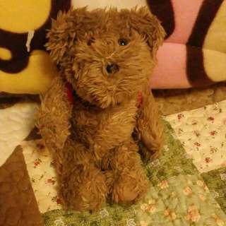 2002年早期絕版ralph Lauren Polo泰迪熊