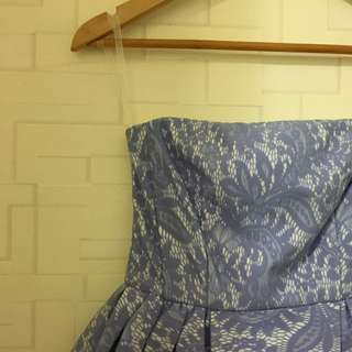 Mossman FROULIC FROU FROU DRESS