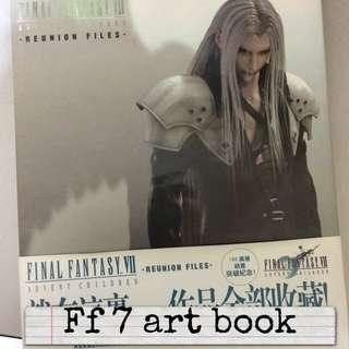 Final Fantasy VII Reunion Files