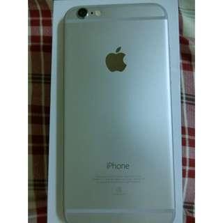 iPhone 6 銀色 64G
