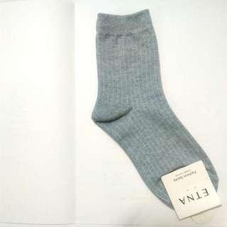 藍/長襪/襪子