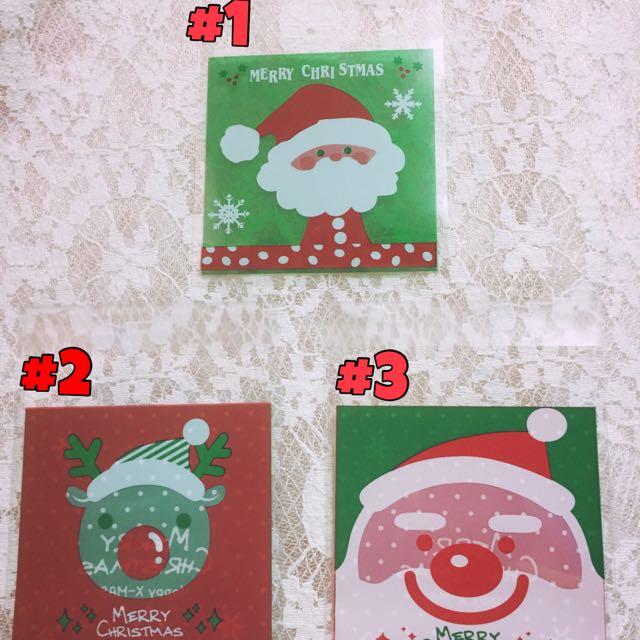✨全新現貨✨聖誕節7*7包裝袋/自黏袋