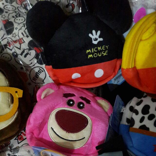 迪士尼小圓包