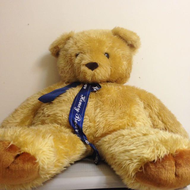 泰迪熊娃娃