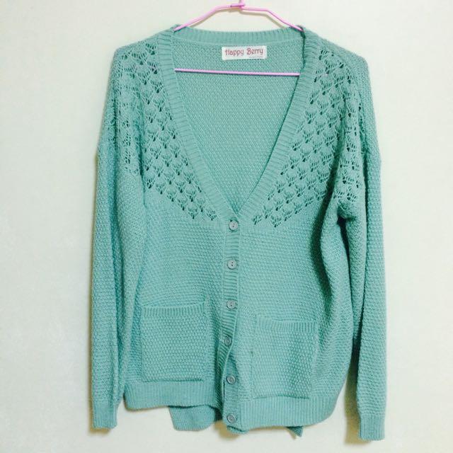 秋冬🍁好女孩必備的針織開衫外套