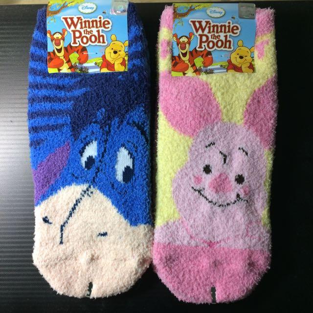 小豬意兒可愛襪子*正韓*韓國帶回全新可愛毛巾襪